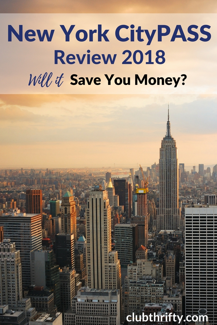 New York CityPASS Review 2018: Will It Save You Money