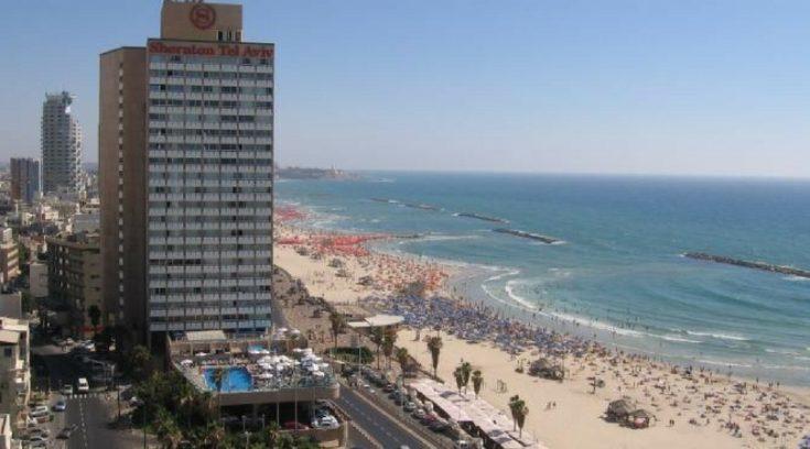 photo of beach in Tel Aviv