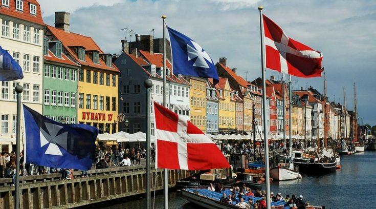 photo of Nyhavn in Copenhagen