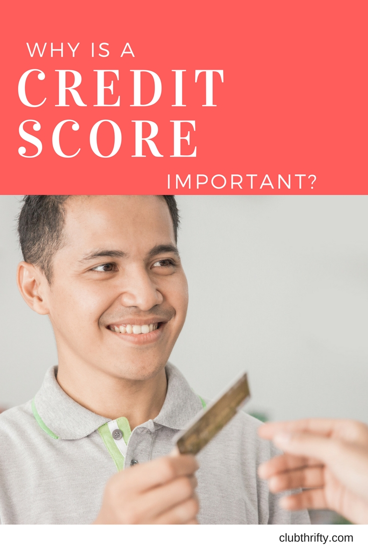 I may not love the way we think about them, but a credit score is still important. Learn how it is calculated, what makes a credit score important, and how you can get a free score right away.
