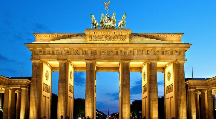 cheapest places to travel - photo of Brandenburg Gate in Berlin