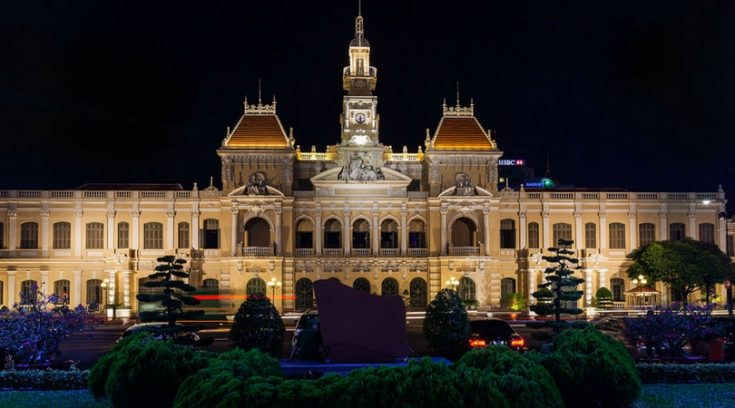 cheapest places to travel image of ho chi minh city