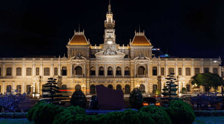 cheapest places to travel ho chi minh city