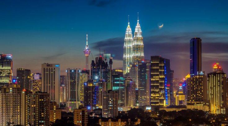 image of Kuala Lumpur skyline