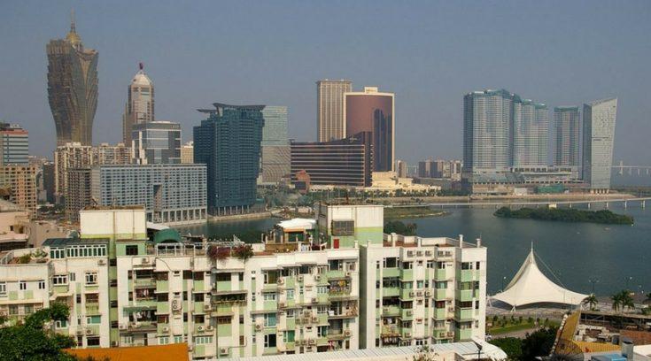 affordable travel destinations - Macau skyline