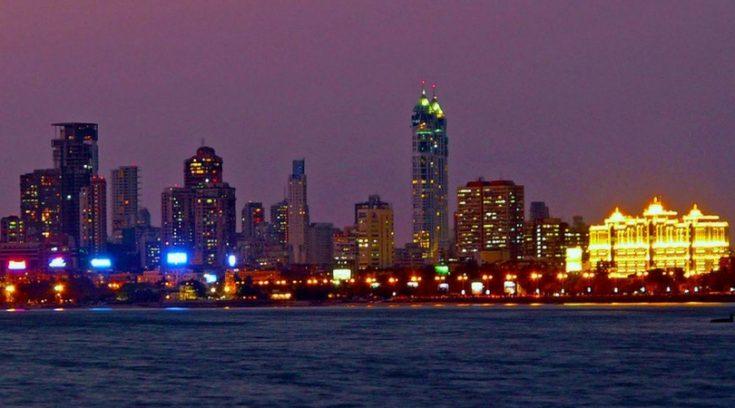 cheap places to travel - image of mumbai skyline