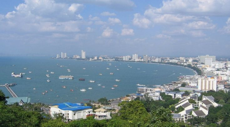 cheapest vacation spots - image of Pattaya Thailand