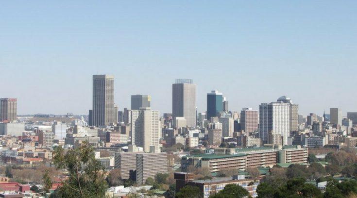 image of Johannesburg