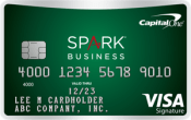 Capital One Spark Cash for Business Card