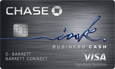 Chase Ink Business Cash Card