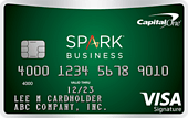 image of Capital One Spark Cash for Business