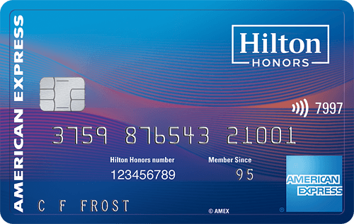 Hilton Honors Ascend Card