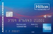 Hilton Honors Ascend Card