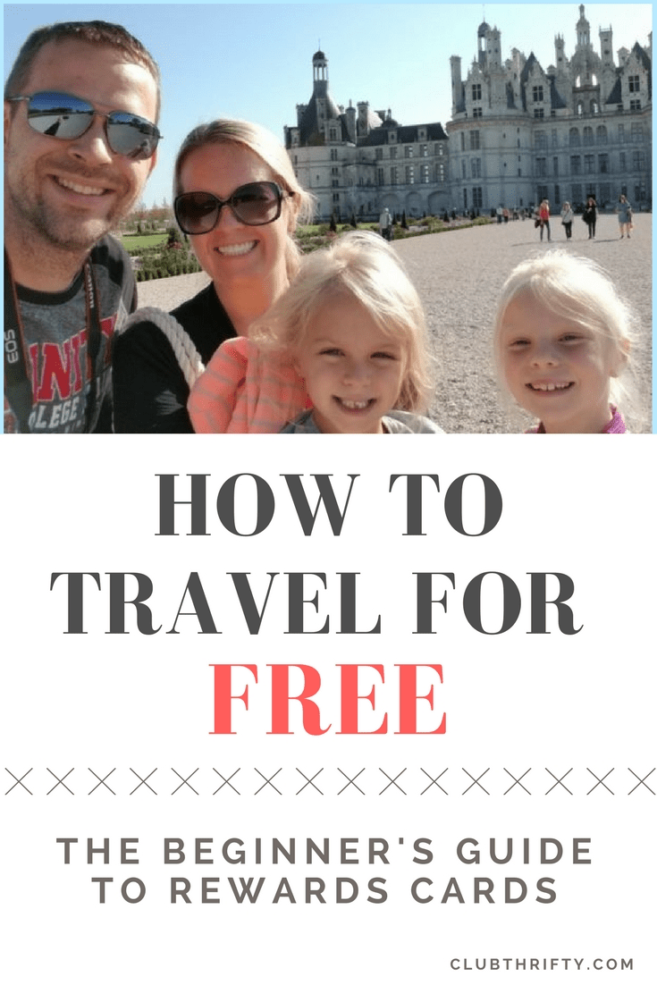 Want to learn how to travel for free? Check out our beginner's guide to rewards cards and discover how you can travel the world for pennies on the dollar.