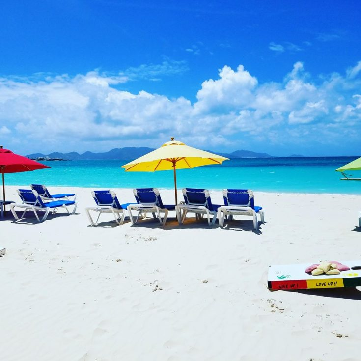 Best beaches in the Caribbean, Rendezvous Bay - Anguilla