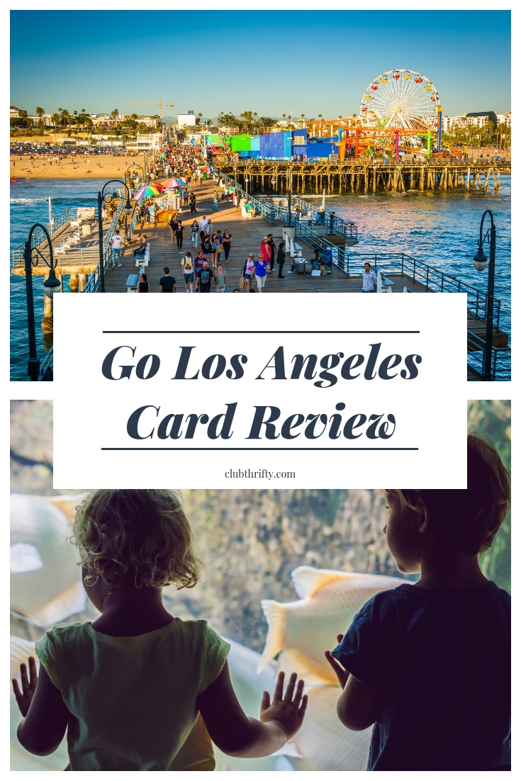The Go Los Angeles Card includes entry to 36 of LA's top attractions. In this review, we'll explain how it works and determine if it's a good deal for you.