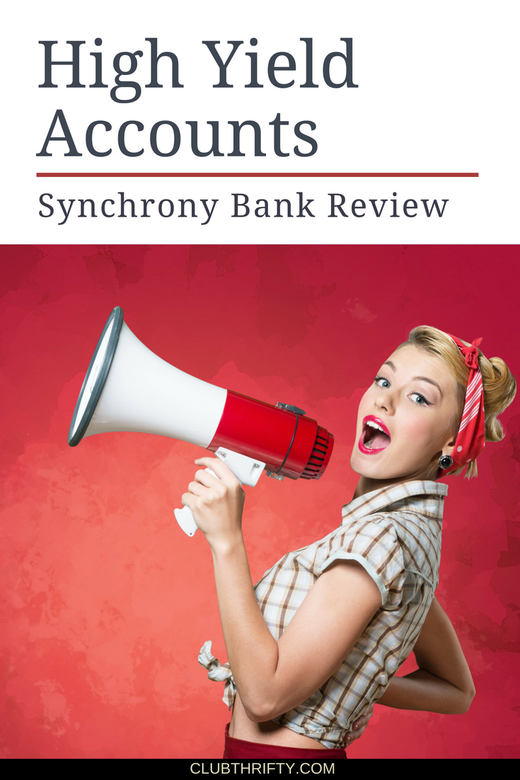 Synchrony Bank offers high yield savings accounts, money markets, and CDs with competitive rates. In this review, we explore if they're a good fit for you.