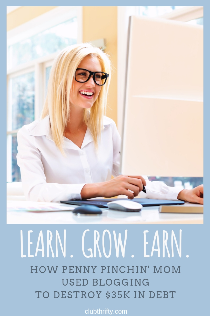 In our chat with the Penny Pinchin' Mom, you'll learn how blogging changed her life, the truth about blogging for money, and details on her new course.