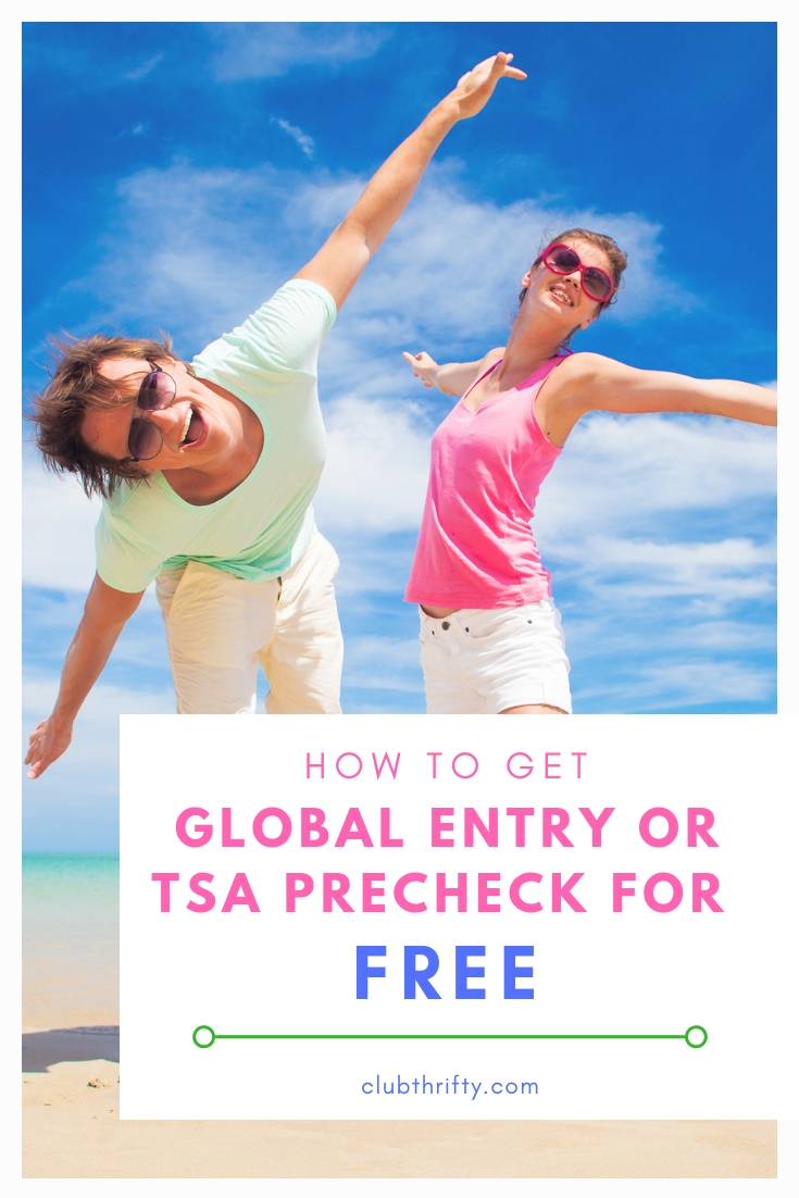 Stop wasting time in airport lines! Learn how to get Global Entry and TSA Precheck for free with these seven spectacular rewards credit cards.