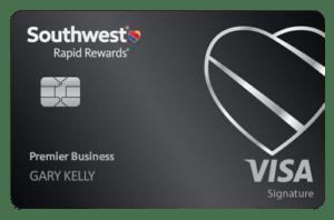 southwest rapid rewards premier business credit card