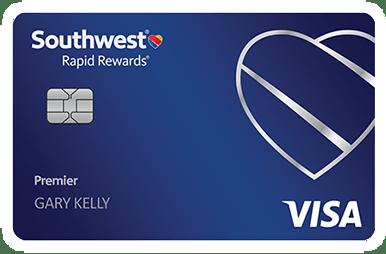 Southwest rapid rewards premier credit card
