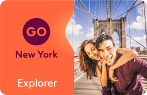 Go New York Explorer Pass Logo