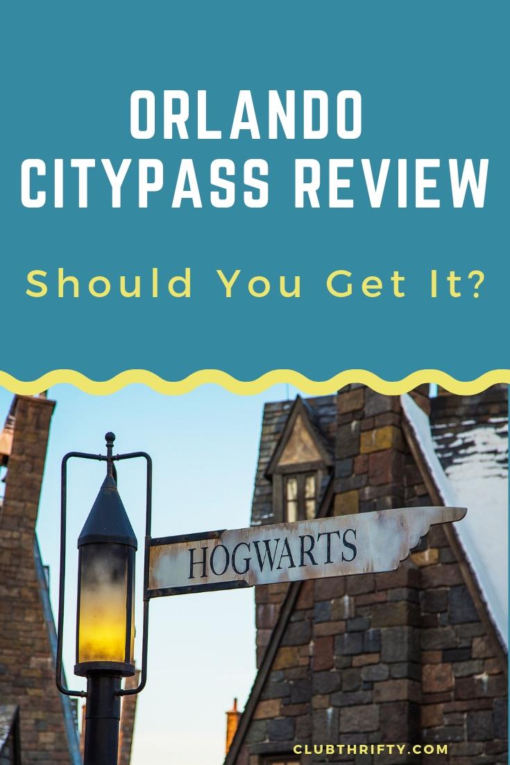 Orlando CityPASS: Is It a Good Deal?