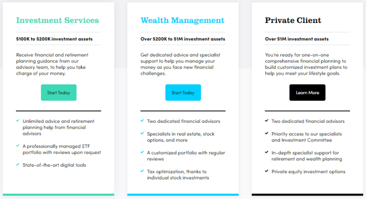 Personal Capital Wealth Management
