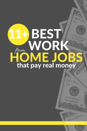 work from home jobs - photo of money