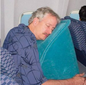 Best travel pillow - Skyrest Inflatable Travel Pillow