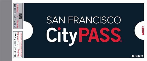 SanFran CityPASS Logo