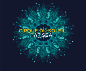 cirque du soleil at sea logo