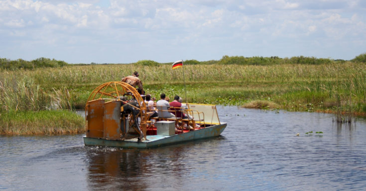 Go Miami Card - picture of Everglades airboat tour