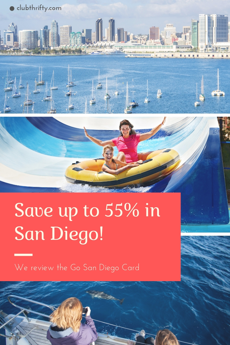 Go San Diego Card Review Pin