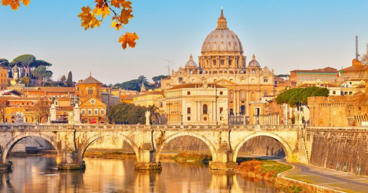 Great Summer Destinations - Picture of Rome