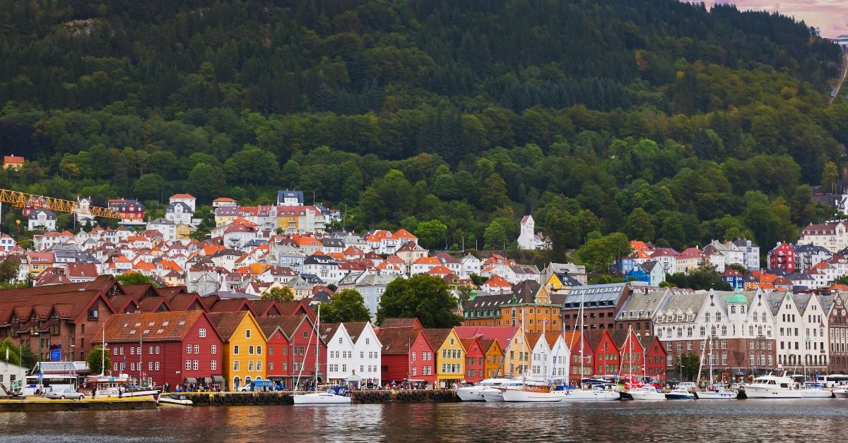 Our summer plans 2019 - picture of Bergen, Norway