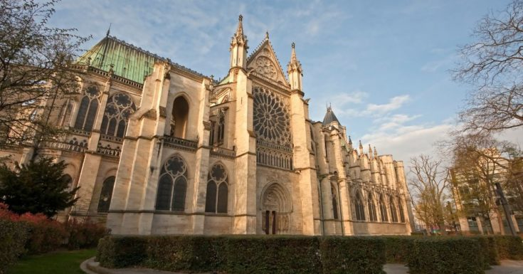 5 Paris Attractions Not to Miss - picture of Basilica Cathedral of Saint-Denis