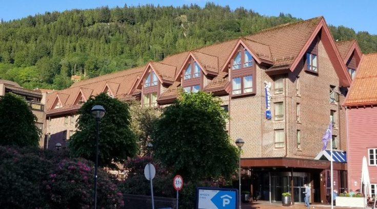 Photo of Radisson Blu hotel in Bergen, Norway
