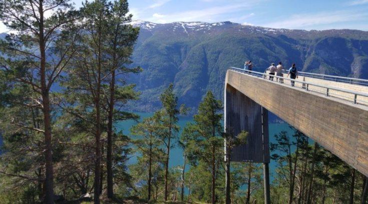 Photo of Stegastein Viewpoint