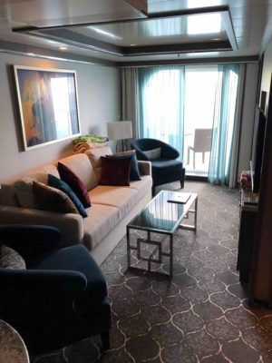 Symphony of the Seas - picture of Suite Family Room