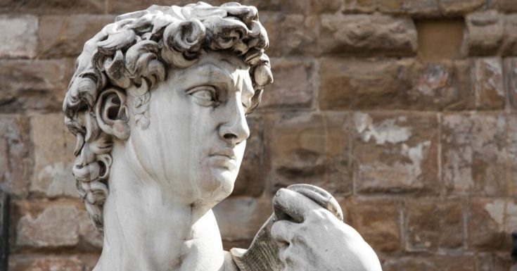 Florence City Pass Review - picture of Michelangelo's David statue