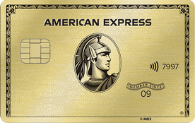 AmEx Gold Card Logo