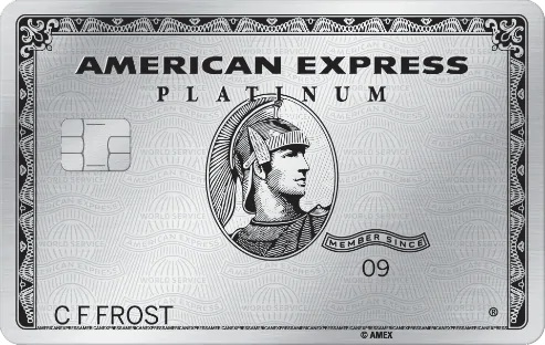 AmEx Platinum Card Logo