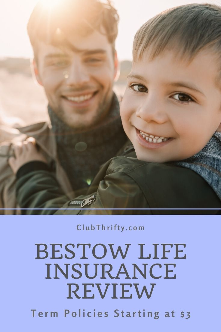Bestow Review Pin - picture of smiling family