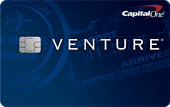 image of capital one venture card