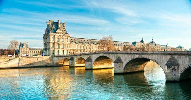 Image of the Seine River in Paris