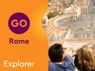 Go Rome Explorer Pass Logo