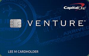 Capital One Venture Card Logo