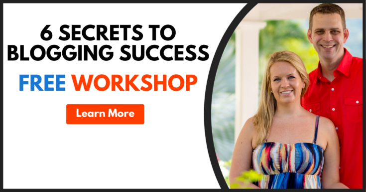 Register for our blogging workshop!