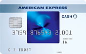 image of blue cash everyday credit card from amex